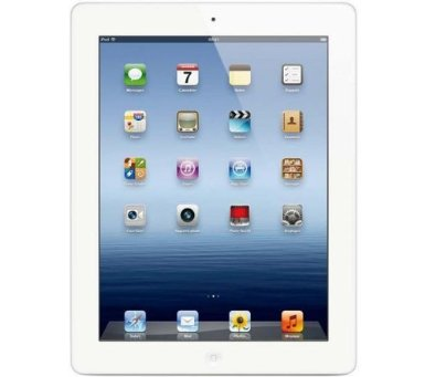 iPad 4 Retina 16 go, blanc