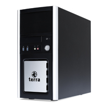 TERRA PC Business Intel Core i3 - 3.6 GHz avec ecran led full HD 21.5'' (PC de bureau)