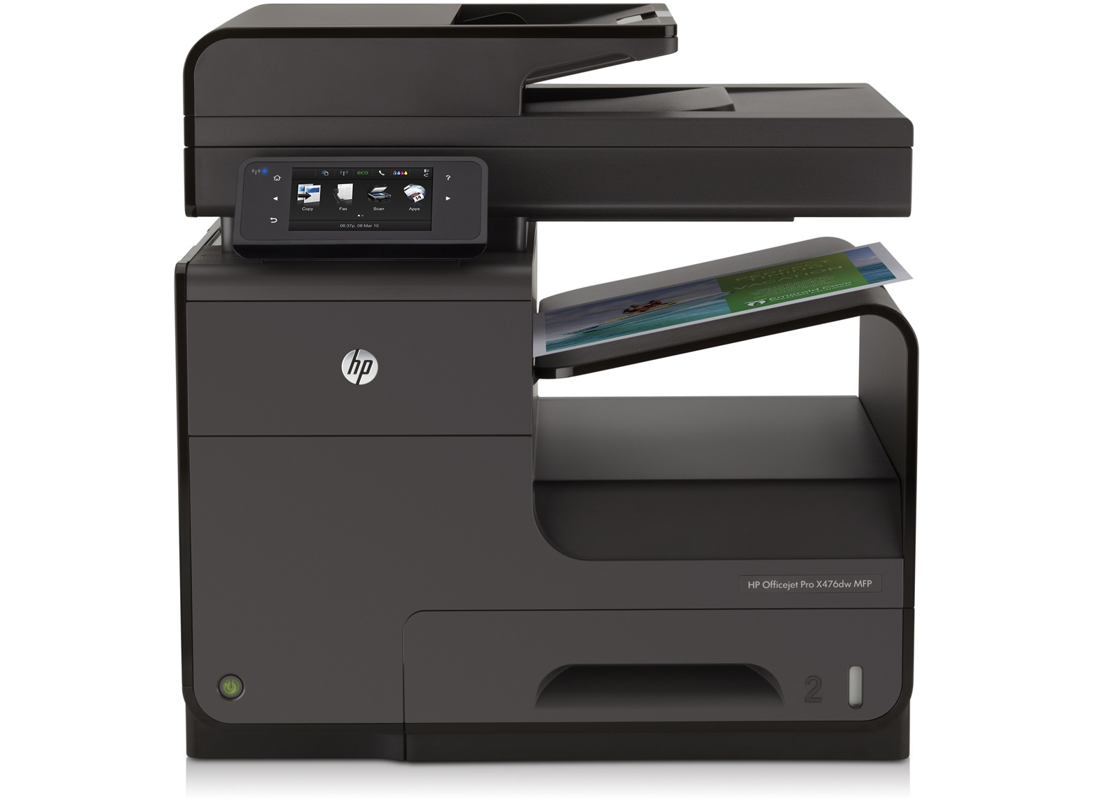 Imprimante multifonction  HP Officejet Pro X476dw