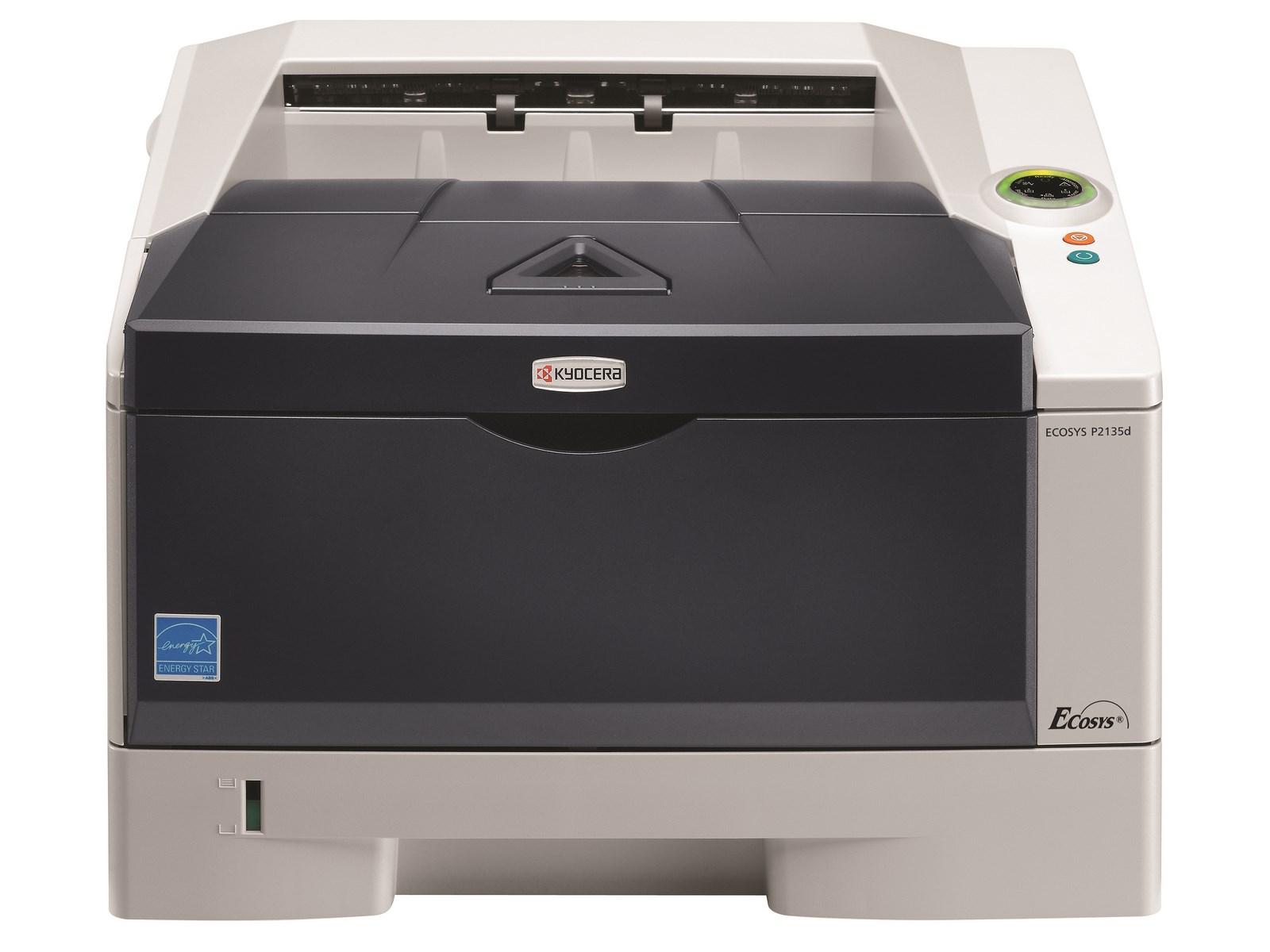 Laser monochrome Kyocera ECOSYS P2135d - 35ppm - USB