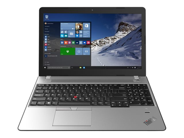 Lenovo ThinkPad E570 - Full HD 15.6p - Core i7  - 16 Go RAM - SSD 250 Go - GTX 950 2Go