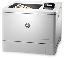 Imprimante HP Color LaserJet Enterprise M553dn - 40 ppm
