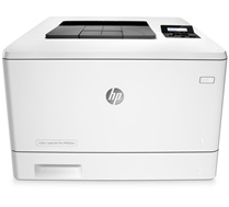 HP Color LaserJet M452nw  - 20 ppm