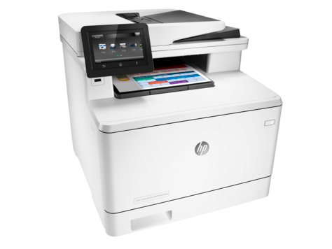 Imprimante multifonction HP Color LaserJet Pro MFP M377dw - 24 ppm