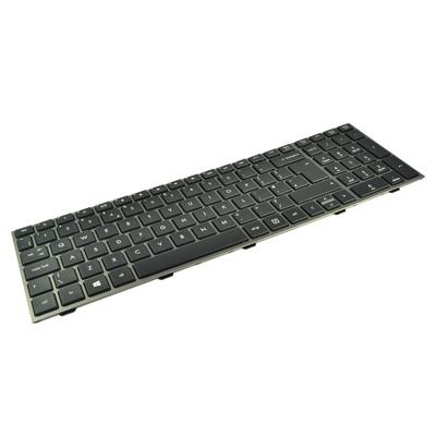 Clavier QWERTY intégré pour HP Probook