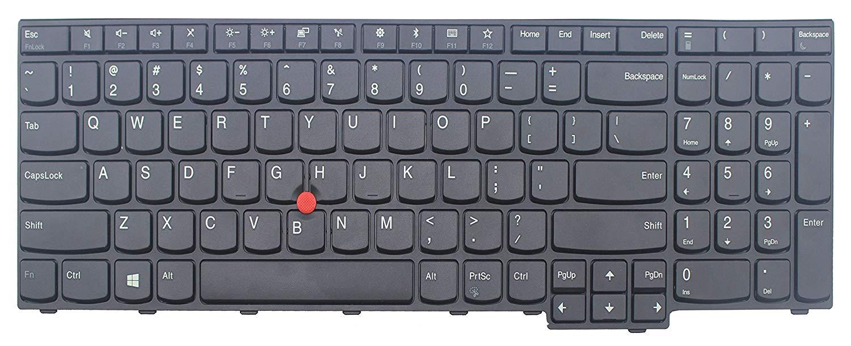 Clavier QWERTY intégré pour Lenovo ThinkPad