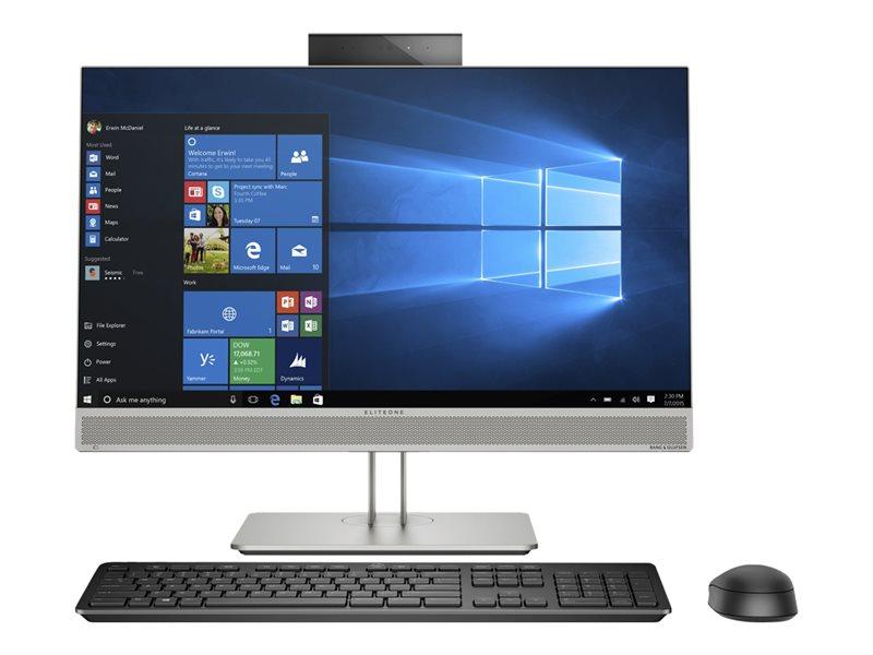 HP EliteOne 800 Tout-en-un, i5-5800, écran 23,8p, SSD 256 Go, Ram 8 Go